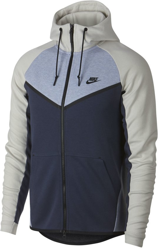 c8a771bf631 bol.com | Nike Tech Fleece Sportvest casual - Maat M - Mannen - grijs