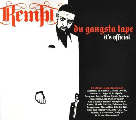 Du Gangsta (It's Official)