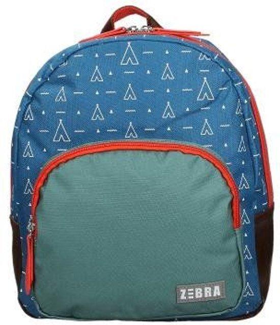 85923f06f53 bol.com | Zebra Trends Boys Rugzakje Indian Tipi