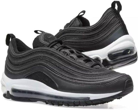 Nike Air Max 97 Sneaker Dames Sneakers Maat 38 Vrouwen zwartwit