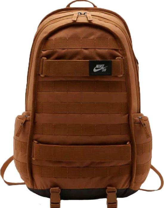2e1382d11d4 bol.com   Nike SB RPM Backpack BA5403-234, Unisex, Bruin, Rugzak ...