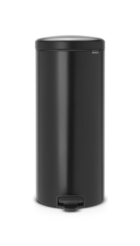Brabantia newIcon Prullenbak - 30 l - Zwart