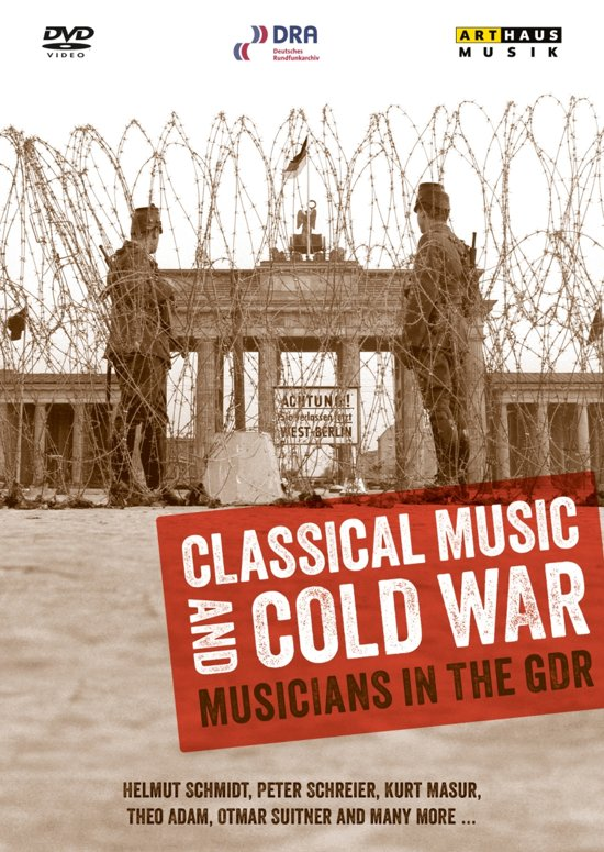 Classical Music And Cold War