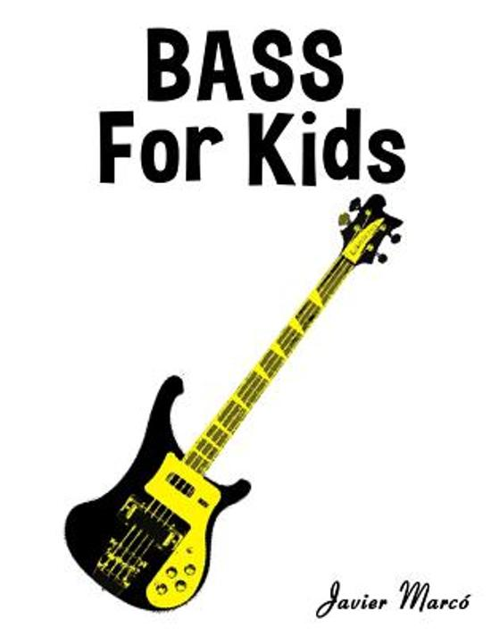 Bol Bass For Kids Marc 9781502494696 Boeken