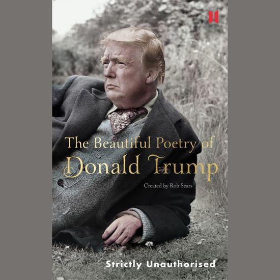 Boek cover The Beautiful Poetry of Donald Trump van Rob Sears (Onbekend)