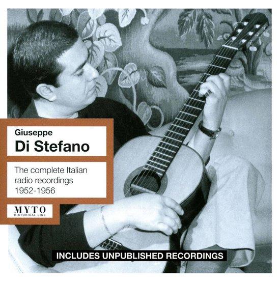 Di Stefano: Complete Italian Radio Record. 1952-56