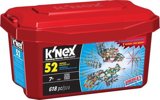 K'NEX 52 Modellen - Bouwset