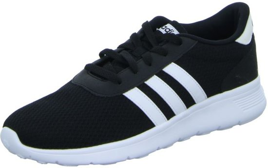 Maat 2 Heren Lite Core White ftwr Racer 3 ftwr White Sneakers Black Adidas 44 CAwcqW7vBB
