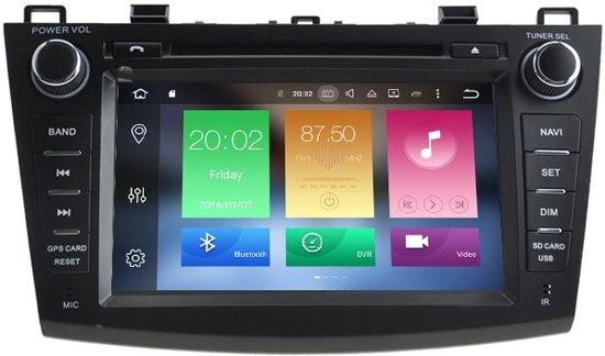 Mazda Android 9.0 Navigatie voor Mazda 3