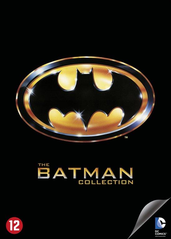 DVD cover van Batman Collection