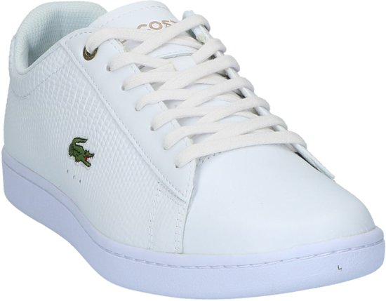 Wit Carnaby Lacoste Mannen 2 45 118 Spmsneakers Evo Maat S8xOH8wqd