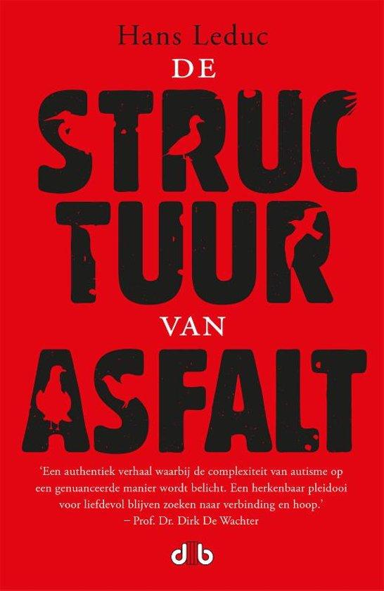 Bolcom De Structuur Van Asfalt Hans Leduc 9789078905929 Boeken