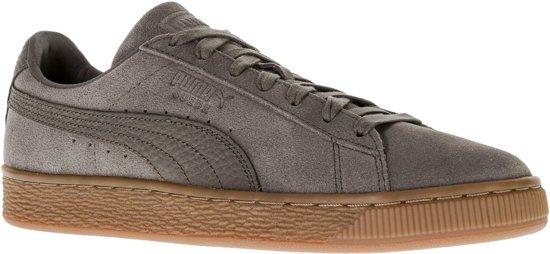 1e324fe0488 bol.com | Puma Suede Classic Sneakers - Maat 43 - Unisex - donker grijs