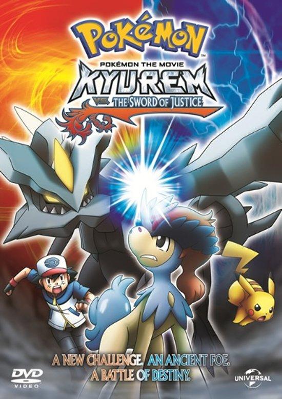 Cover van de film 'Pokemon: Kyurem Vs The..'