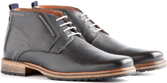 Chaussures Travelin Gris Foncé Pour Les Hommes 2AwQrH