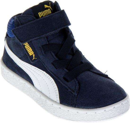 20e14a0d5a5 bol.com | Puma - 360767 - Sneaker hoog sportief - Jongens - Maat 31 ...