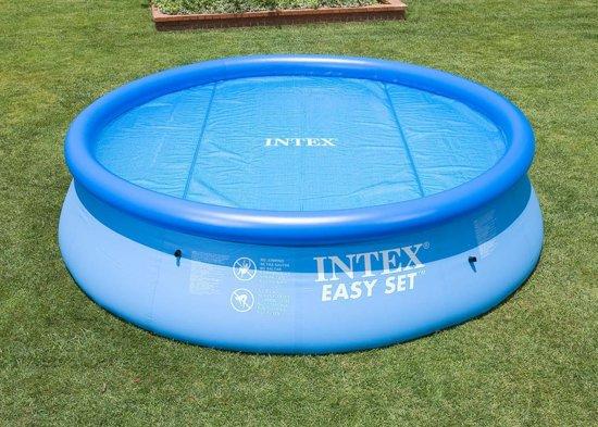 Intex Zwembad Afdekzeil Solar 549 cm