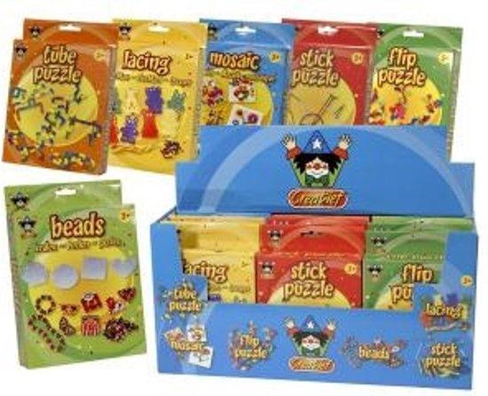Afbeelding van het spel Clown Creative Set met 6 Verschillende Spellen