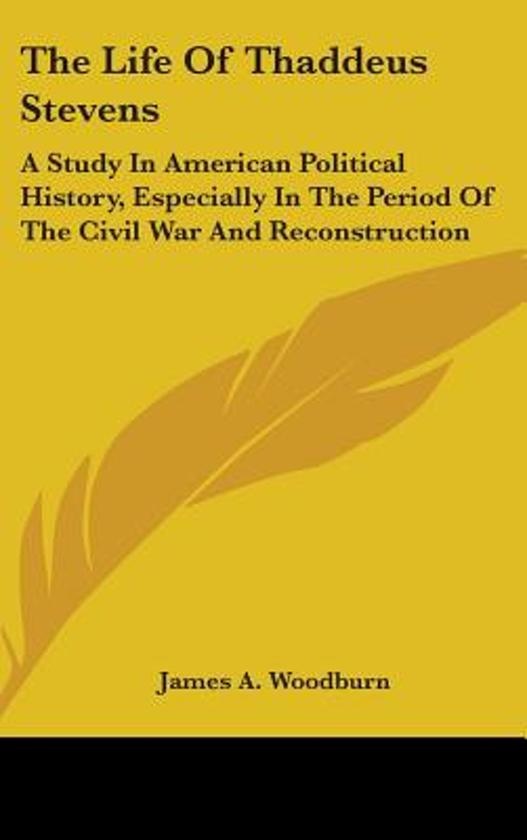 a review of the period of reconstruction in america following the civil war