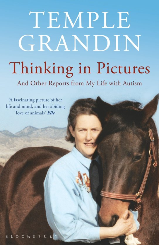 an analysis of temple grandins memoir taking in pictures my life with autism Temple grandin a language manual for children with autism, asperger's syndrome and related thinking in pictures, expanded edition: my life with.