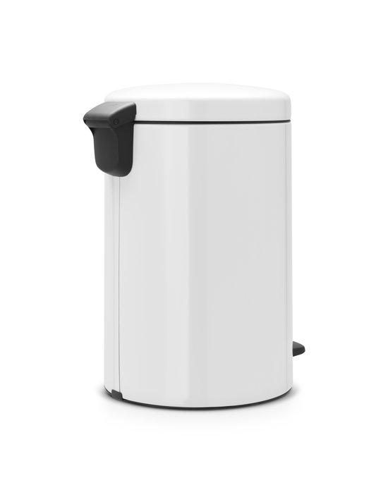 Brabantia NewIcon Pedaalemmer 20 Liter Wit