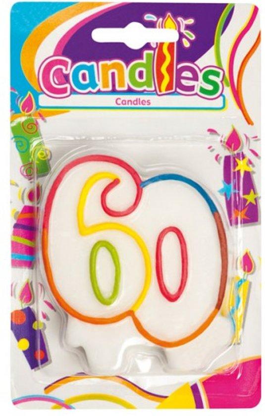 Verjaardagskaars - 60 jaar