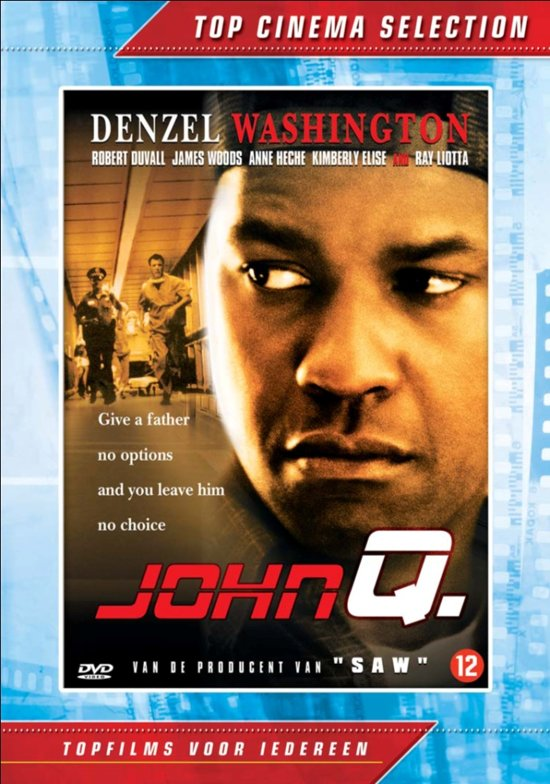 Cover van de film 'John Q'