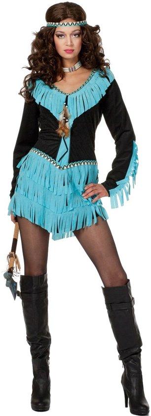 Indianen jurk Wishbone voor dame