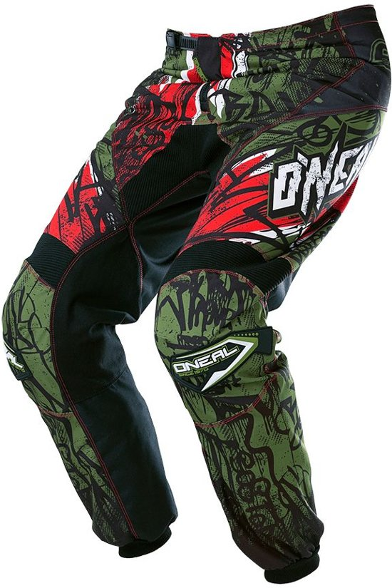 O'Neal Crossbroek Element Vandal Green-28