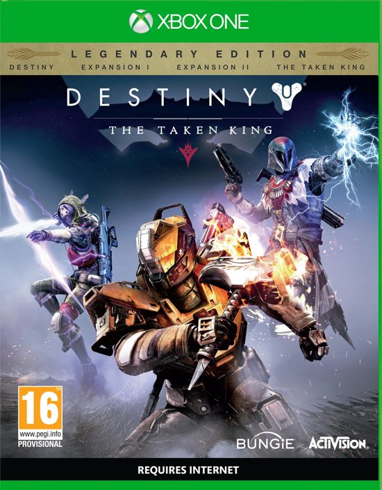 Destiny: The Taken King - Legendary Edition - Xbox One kopen