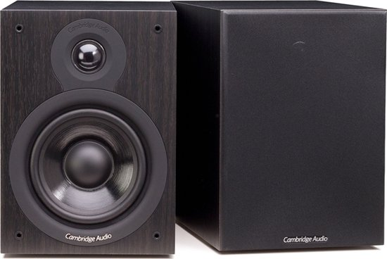 Cambridge Audio SX-50 Zwart (per paar)