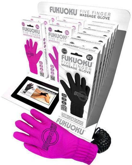 Fukuoku Stimulerende middelen Fukuoku - Five Finger Display