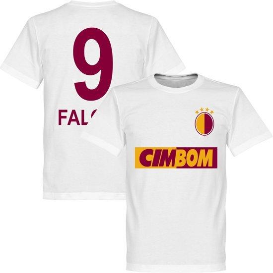 Galatasaray Falcao 9 Team T-Shirt - Wit - L