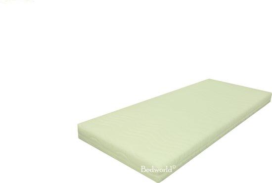 Bedworld Comfortschuim Guus - Matras - 90x200x14 - Harder ligcomfort