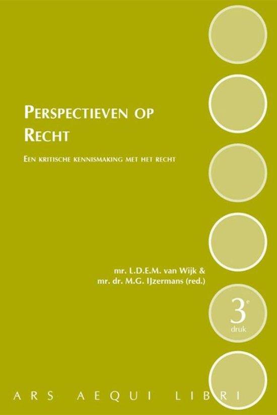 Ars Aequi Handboeken - Perspectieven op recht