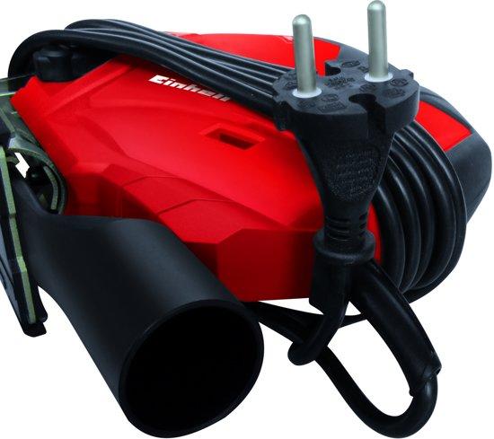 Einhell TE-JS 100 Elektrische Decoupeerzaag met pendelfunctie - 750 W - Slaghoogte: 23 mm - Inclusief koffer