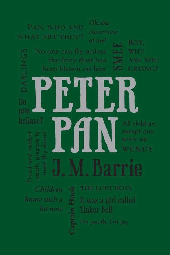 Bolcom Peter Pan Ebook J M Barrie 9781626864078 Boeken