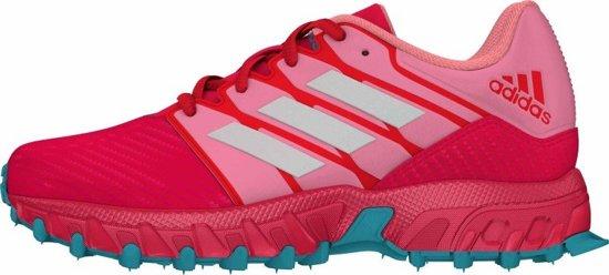 | Adidas Hockey Lux Junior Pink Light Blue Maat