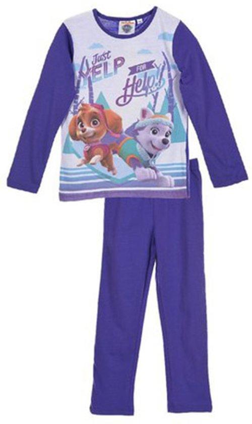 8d35198c29 Paw Patrol pyjama paars maat 98 - 3 jaar - Just Yelp For Help