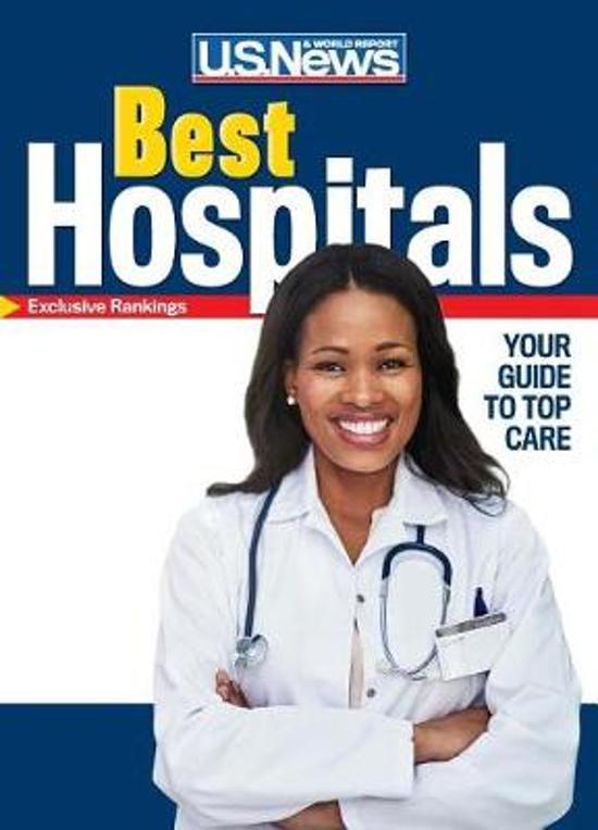 Boek cover Best Hospitals 2020 van U S News and World Report (Paperback)