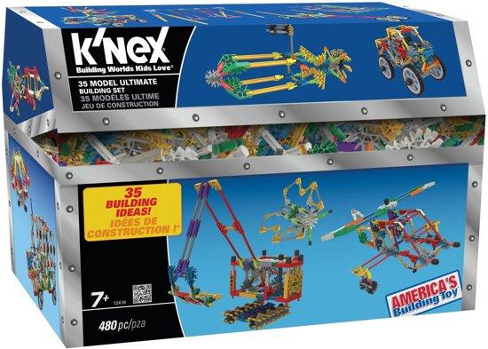 K'NEX 35 Modellen - Bouwset