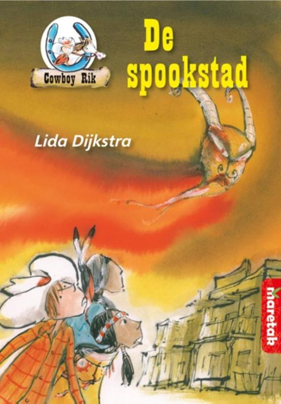 Boemerang - De spookstad