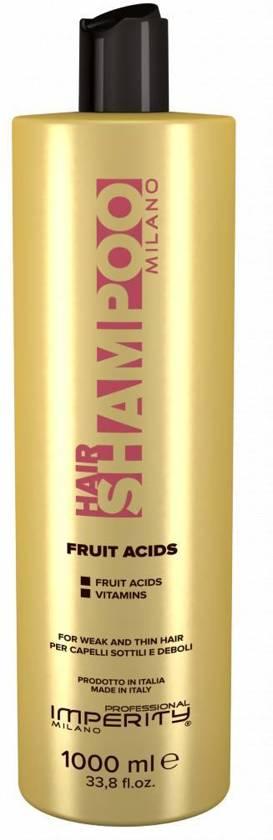 IMPERITY Milano Fruit Acids Shampoo, 1000ml