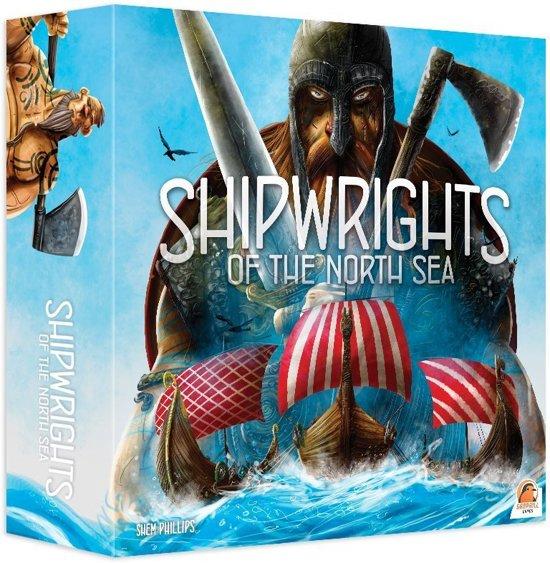 Shipwrights of the North Sea Bordspel