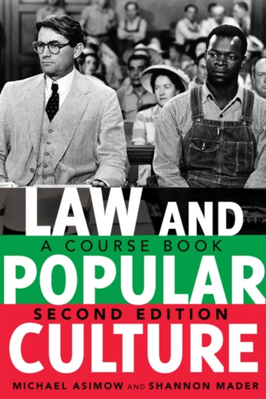 Law and Popular Culture