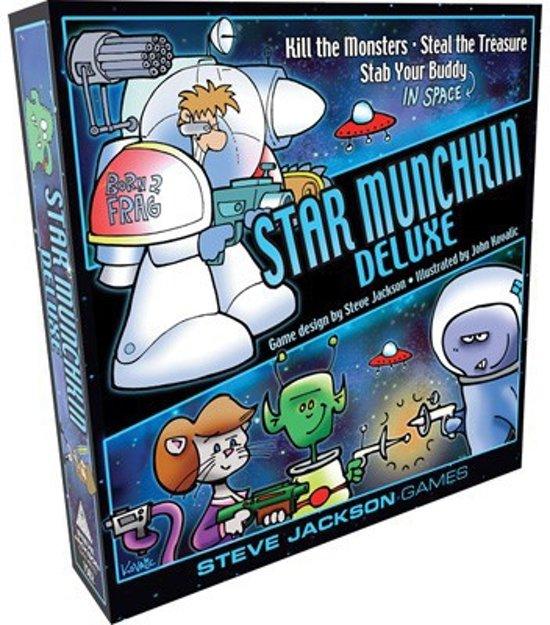 Afbeelding van het spel Star Munchkin Deluxe