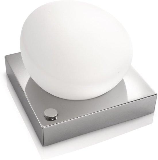 bol.com | Philips myLiving 432381116 E27 15W Chroom verlichting spot