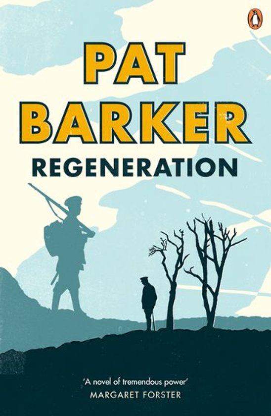regeneration by pat barker in depth Pat barker's regeneration trilogy and the freudianization of shell shock michèle barrett contemporary literature, volume 53, number 2, summer 2012, pp 237-260.
