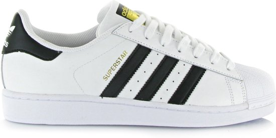 8fdbc9320c1 adidas Superstar Sneakers - Unisex - Wit - Maat 42