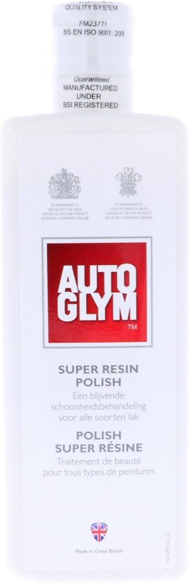 Autoglym Super Resin Polish - 325ML